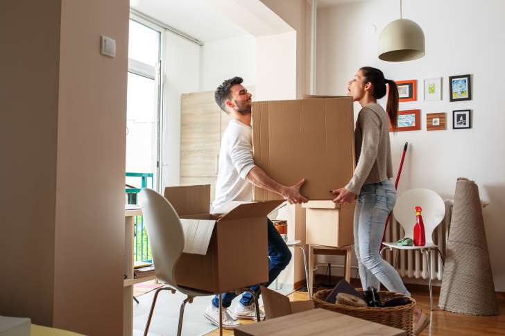 5 cheap ways to move across the country
